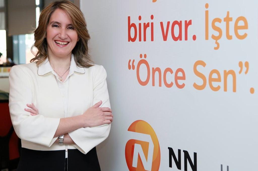 Didem Özsoy Dirican'a NN Hayat'ta Yeni Görev